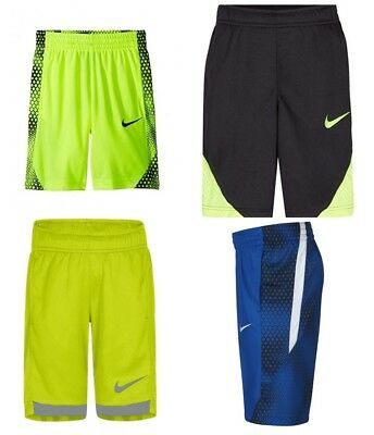 New Nike Little Boys Dri-Fit Shorts Choose Size and Color