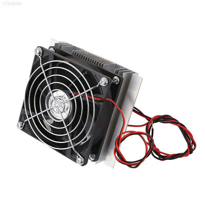 75ED Semiconductor Refrigeration Cooling Kit System Air Conditioner Coolor 12V 6