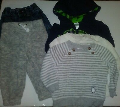 5 piece 9m Boy Winter Bundle