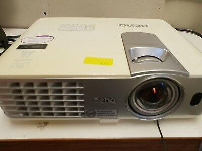 Benq Ms612St Dlp 3D Projector 199 Lamp Hours