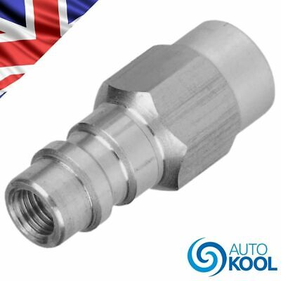 "82272 Mastercool 1/2"" Acme Female X 13mm R134a Low Side Connector Coupler"