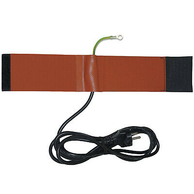 Mastercool 220v Electronic Refrigerant Tank Heater Warmer Belt Blanket 98250-220