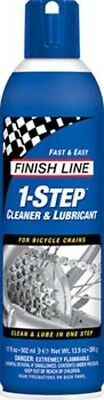 NEW Finish Line 1-Step Cleaner and Lubricant 17oz Aerosol