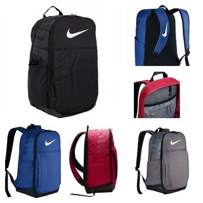 New Nike Brasilia Extra Large Training School Travel Mens Womens Backpack  Bag b7bdd467c8da1
