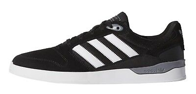 Adidas ZX VULC Core Black White Power Red Skate Discount (330) Men's Shoes