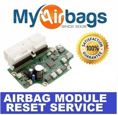 Fits Mercedes Srs Airbag Computer Module Reset Service Rcm Restraint Control
