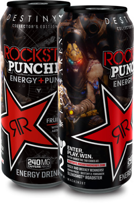 Destiny 2 Forsaken Rockstar Punched Promo Code Xbox PS4 PC CODE ONLY SAME DAY