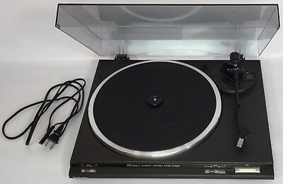 Technics SL-BD20A Turntable Record Player Untested. For Parts. Sold As Is