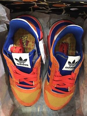 sneakers for cheap ac540 bad8c BRAND NEW ADIDAS Zx 500 Rm Dragon Ball Z Goku D97046 Size 6