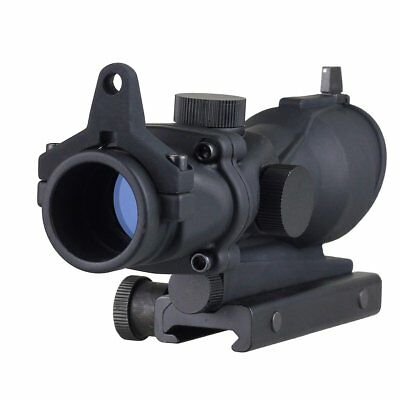Tactical Illumination 1x32 Red / Green Dot Rifle Sight Scope Airsoft Hunting