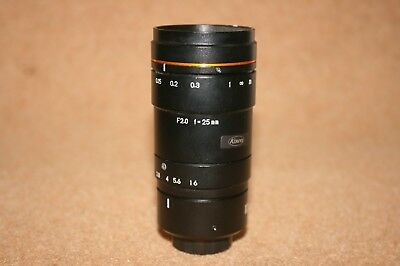 1pc only! LM25XC KOWA F2.0 f=25mm lens