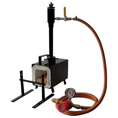 Single Burner Propane Forge with Stand for Blacksmiths Knifemaking Farriers