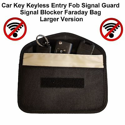 Faraday Bag For Car Keys - Larger Version