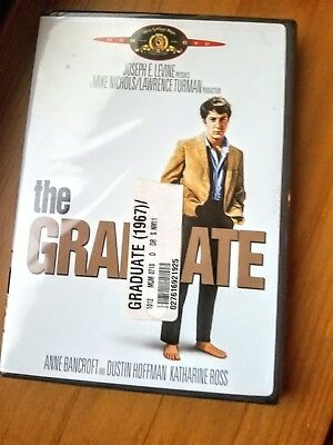 The Graduate (1967 ) Starring Dustin Hoffman Anne Bancroft & Katharine Ross