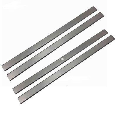 12-1/2-Inch HSS Replacement Planer Blades Knive For DELTA TP300, (4 PCS)