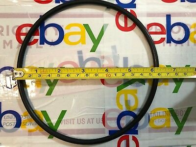 """O-RING 6"""" x .220"""", Six Inch...Only $.49 shipping for each additional item!"""