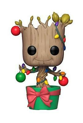 Funko Pop Marvel: Holiday, Guardians of The Galaxy - Groot Collectible Figure