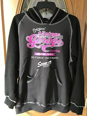 Snap-On Sweatshirt Womens Size XL *** New Edition***.Super Warm!!Perfect Gift!!!