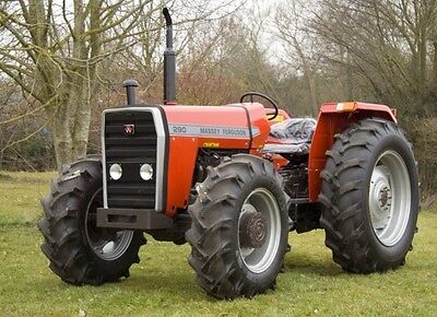 MF Massey Ferguson 200 Series Workshop Manuals  ON CD OR DOWNLOAD