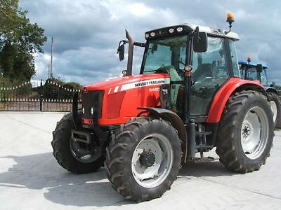Massey Ferguson Tractor Workshop Manuals 5400 Series  On Cd Or Download