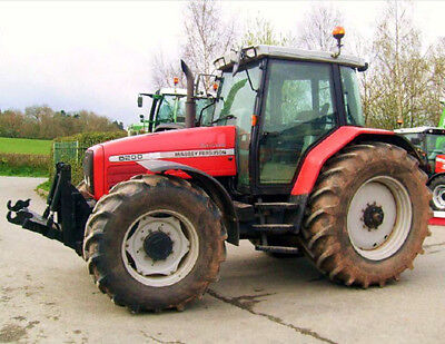 Massey Ferguson Tractor Workshop Manuals 6200 Series  On Cd Or Download