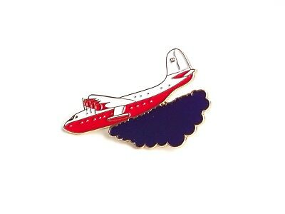 Aviation Lapel Pin - Martin Mars Water Bomber (P022)