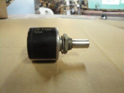 Spectrol 534 - 5 K ohm 10 Turn Potentiometer - Bourns Helipot