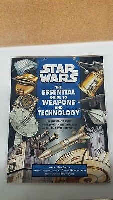 Star Wars The Essential Guide To Weapons and Technology by Bill Smith
