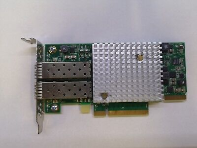 Solarflare S7120 10Gbe Pci Express Dual Port Server Adapter