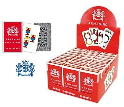 Scopa Cards Napoletane deck. Armanino. Delivery is Free