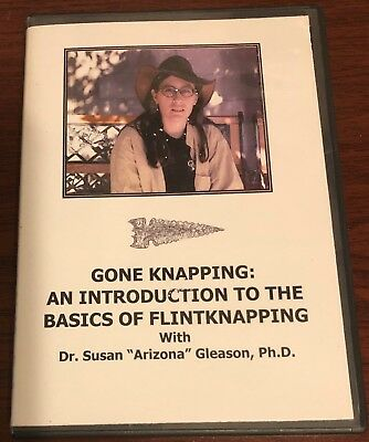 Introduction to the Basics of Flintknapping