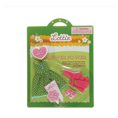 Lottie Flower Power Fashion Outfit * NEW