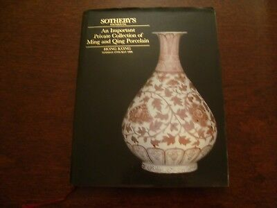 Sothebys An Important Private Collection of Ming & Qing Porcelain 1988   19/39