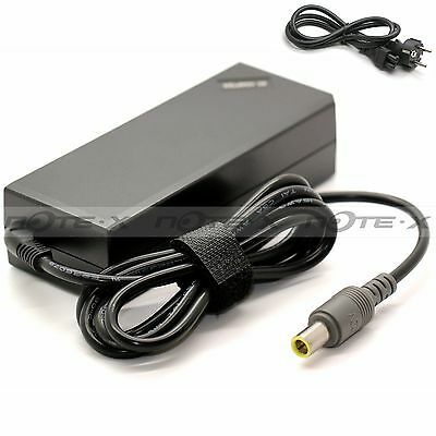 Chargeur  New  Ibm Lenovo 92P1105 20V 4.5A 90W Laptop Adapter Power Charger