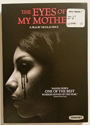 The Eyes Of My Mother (2017, DVD w/Slipcover) *Horror* SHIPS FAST Mon-Sat!
