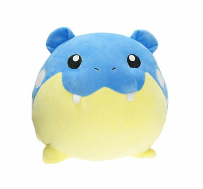 Pokemon Center Spheal Plush Toy 5 Inch Stuffed Figure Doll Collection Xmas Gift