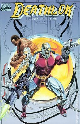 Deathlok #1 (1990) Marvel Comics