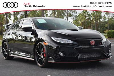 2018 Civic Type R Touring Audi North Orlando in Sanford