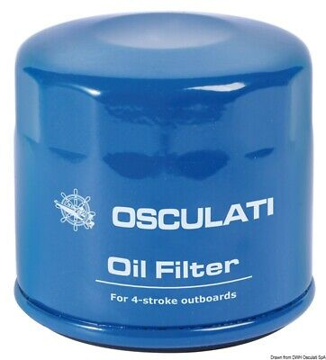 Oil Filter for Honda Mercury Tohatsu 4-Stroke 8/60HP Osculati
