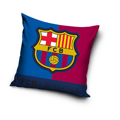 FOOTBALL CLUB FC Barcelona FCB 05 cushion cover 40x40cm 100% COTTON pillowcase
