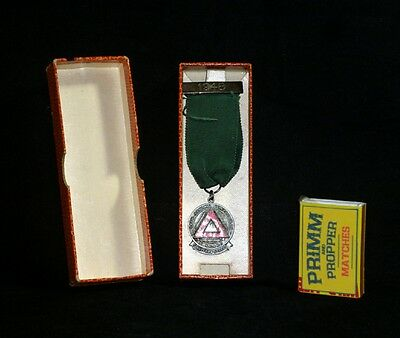 VTG Fattorini and Sons ROSPA 5 Yrs Safe Driving Award 1948 | FREE Delivery UK*