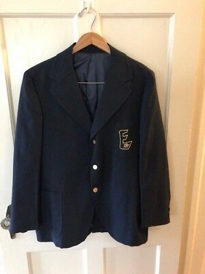 BSA - 1970s Boy Scout Explorer Blazer - NEW with Tags