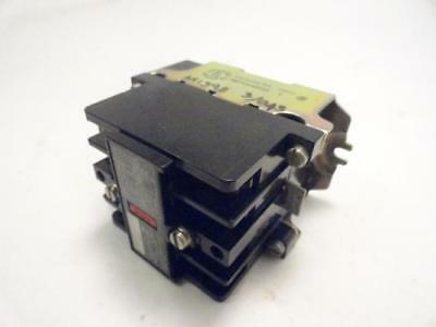 146482 Parts Only, Allen-Bradley 700-NM400A1 AC Relay, 300V 4 NO