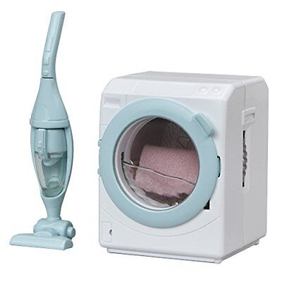 Sylvanian Families furniture selection machine, vacuum cleaner From Japan