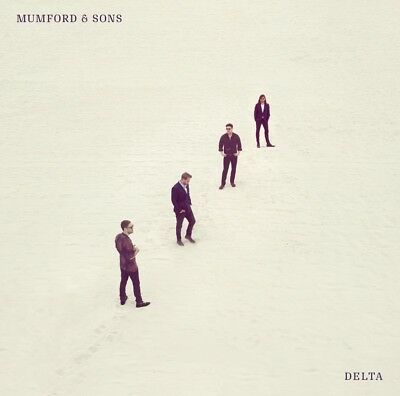 NEW Mumford and Sons 'Delta' CD