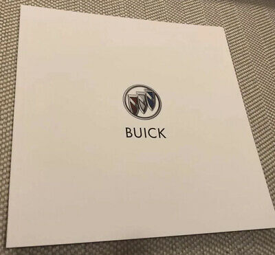 2019 BUICK Full-Line 44-page Original Sales Brochure