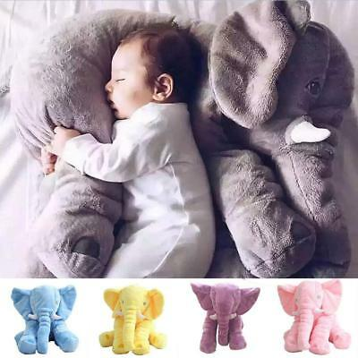 Baby Toys Long Nose Elephant Doll Pillow Soft Plush Stuff Pillow Kids Xmas Gifts