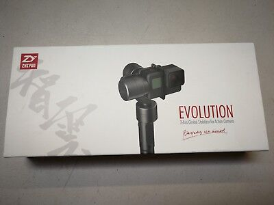 ZHIYUN Evolution 3-Axis Handheld Gimbal Stabilizer For Gopro Sport Action Camera