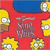 The Simpsons : Sing The Blues CD (1993)  NEW CONDITION CD ALBUM  Y8