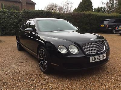 Bentley Continental 6.0 auto 2007MY Flying Spur